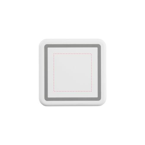 Trådløs lader med opplyst logo