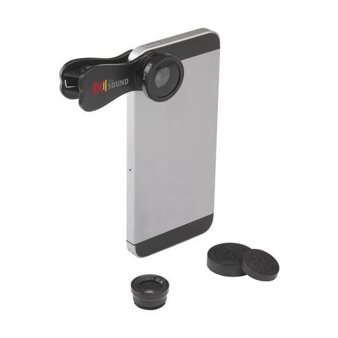ClipOn 3-in-1 Lens linsesett