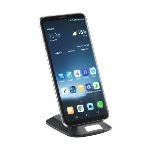 Wireless Charger Stand telefonholder trådløs lader