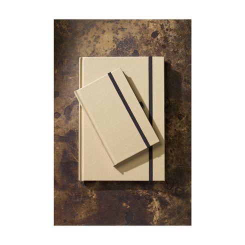 Miljøvennlig A5 notatblokk med logo