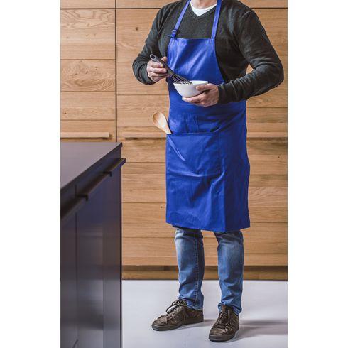Forkle med lomme og logo, Cocina  Matt sort  350 ml