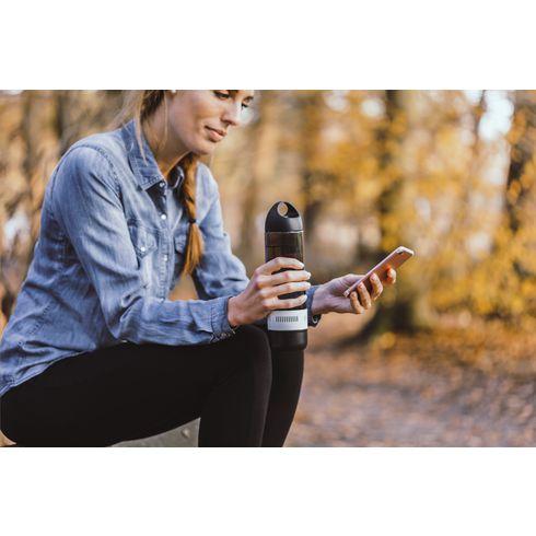 BottleBeatz Tritan 2-in-1 drikkeflaske med høyttaler