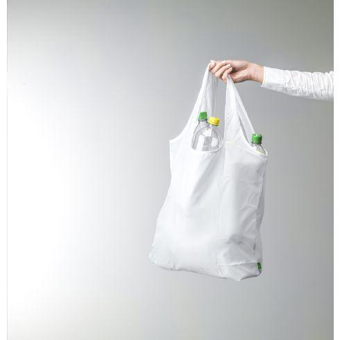Sammenleggbart handlenett i resirkulert pet-plast (rPET)