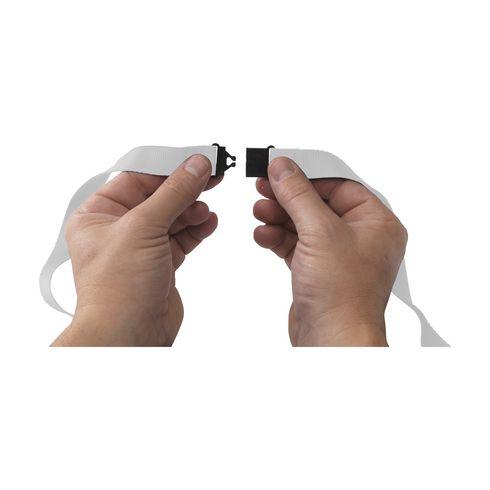 Keycord Budget Safety 2 cm nøkkelbånd