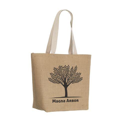 Elegance Bag jute shoppingveske