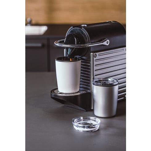 Espresso reisekopp med logo  160 ml