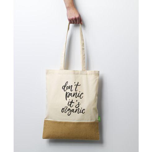 Combi Organic Shopper (160 g/m²) veske