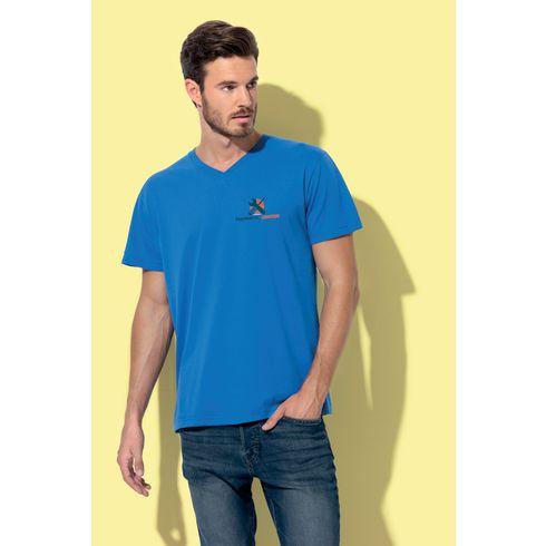 Stedman Classic V-Neck T-shirt herre t-skjorte