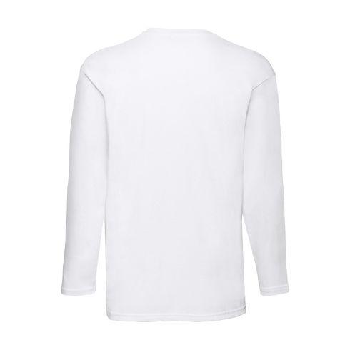 Fruit Valueweight Longsleeve T-shirt herre t-skjorter