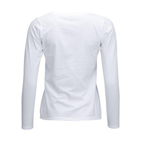 Fruit Valueweight Longsleeve T-shirt dame  t-skjorter