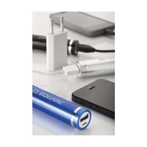 Bærbar powerbank med 2000mAh litiumbatteri