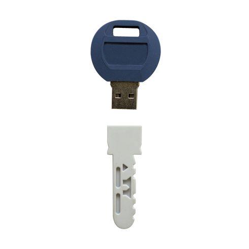 USB Custom Made 2D 5x6x1 cm