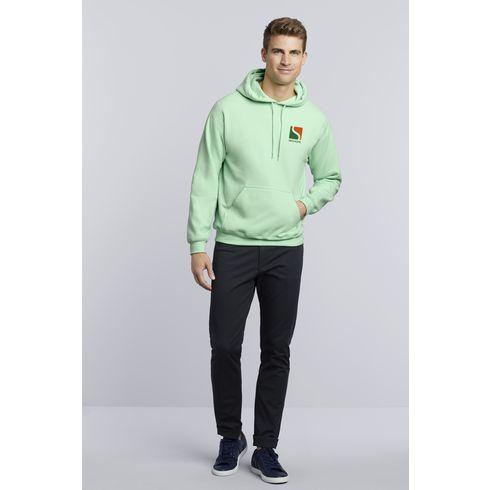 Gildan Hooded Heavyblend Sweater herre hettegenser