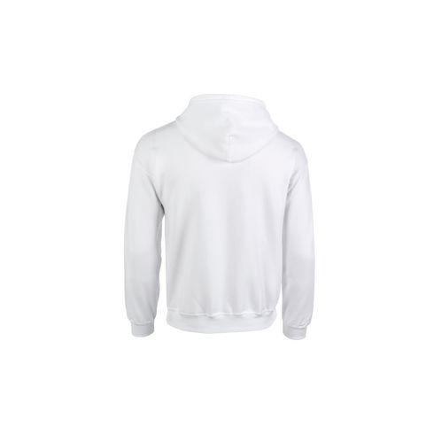 Gildan Heavyblend Hooded Full-Zip Sweater herre genser
