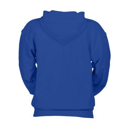 Gildan Hooded Contrast Heavyblend Sweater hettegenser