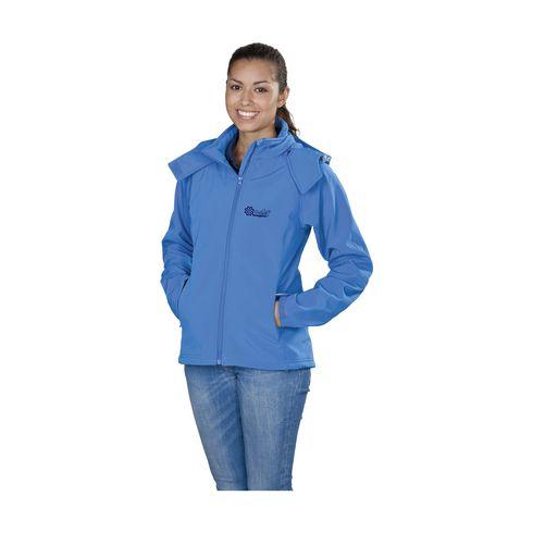 B&C Hooded Softshell Jacket dame jakke