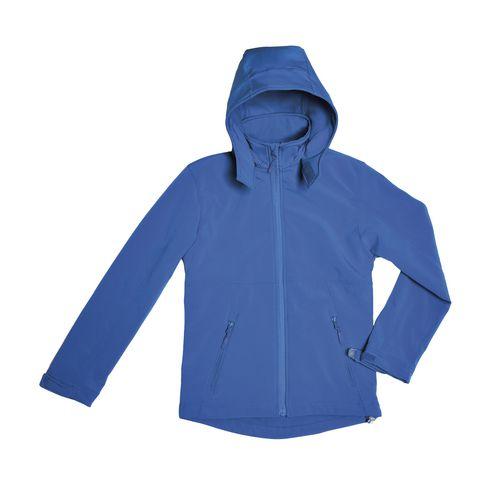 B&C Hooded Softshell Jacket barn jakke