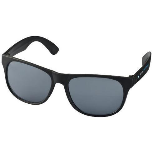 Retro tofargede solbriller