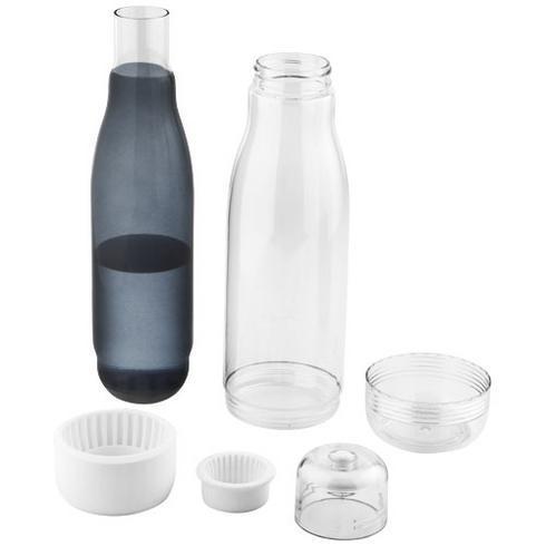 Spirit sportsflaske med glass innvendig