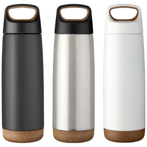 Valhalla 600 ml vakuumisolert sportsflaske med kobber