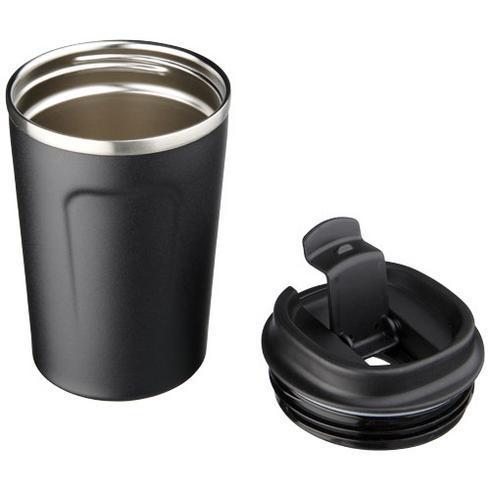 Thor 360 ml lekkasjesikkert vakuumdrikkeglass med kobber