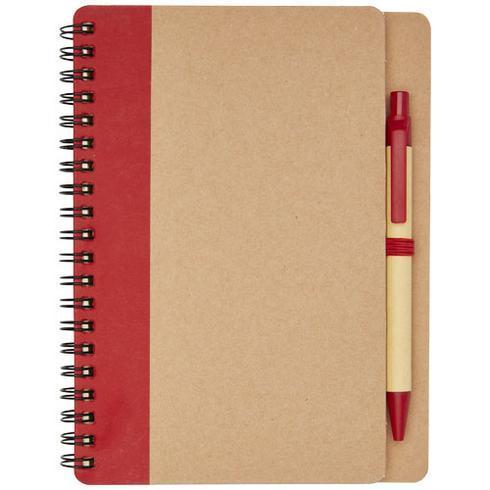 Priestly notatbok med penn