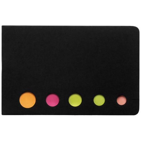 Fergason fargede selvheftende notislapper