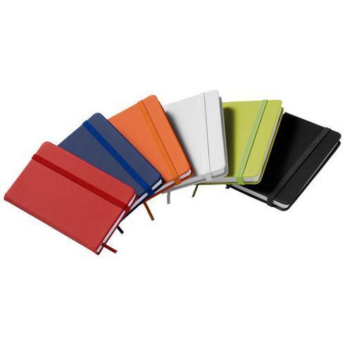 Rainbow notatbok S med stivt omslag