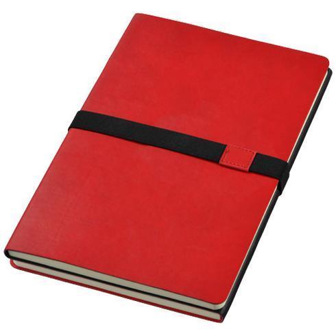 Doppio A5 notatbok med mykt omslag