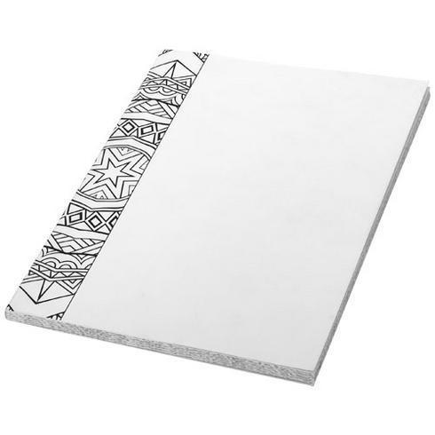 Doodle farge-/notatbok