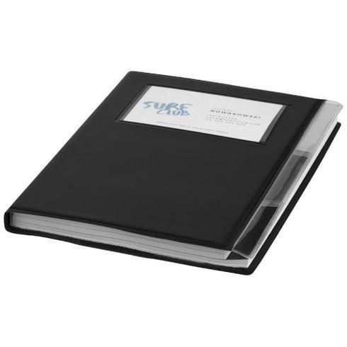 Tasker A5 notatbok i stivt omslag