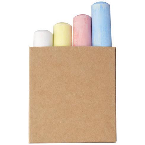Screech fargekritt i 4 deler