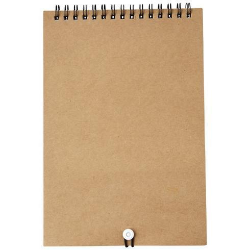 Claude fargeleggingssett med notatbok