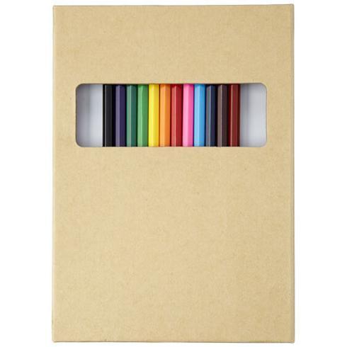 Pablo fargeleggingssett med tegnepapir