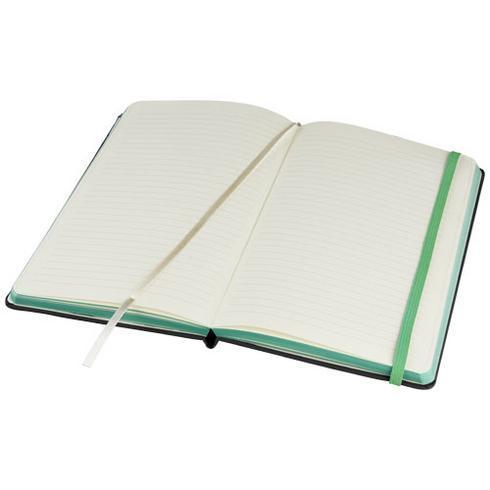 Frappé stoff notatbok
