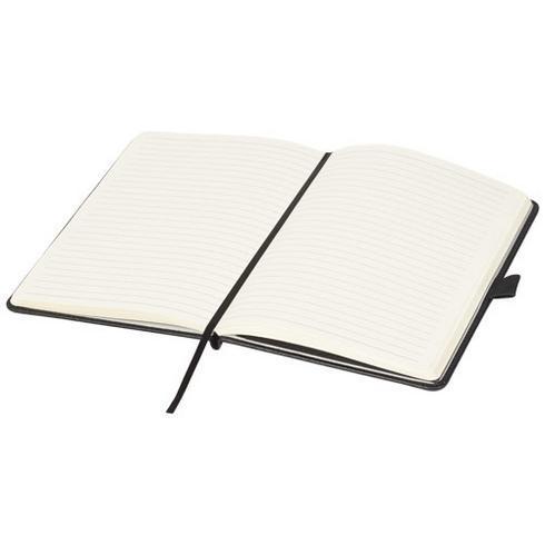 Bound notatblokk i A5-format