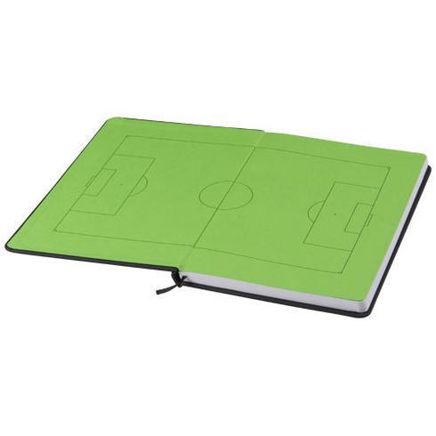 Rowan A5 fotball notatbok