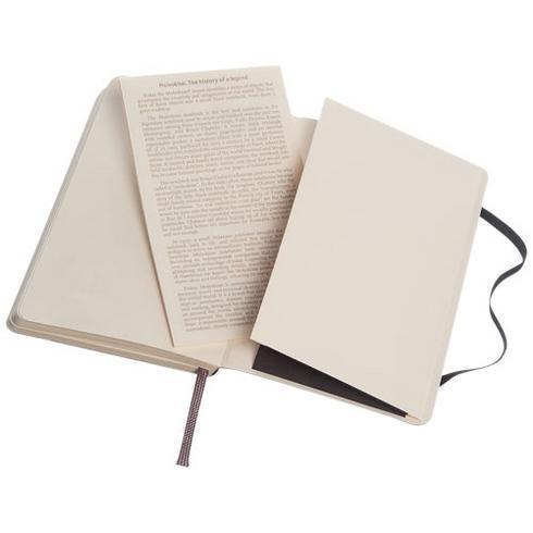 Classic PK notatbok med mykt omslag – stiplet
