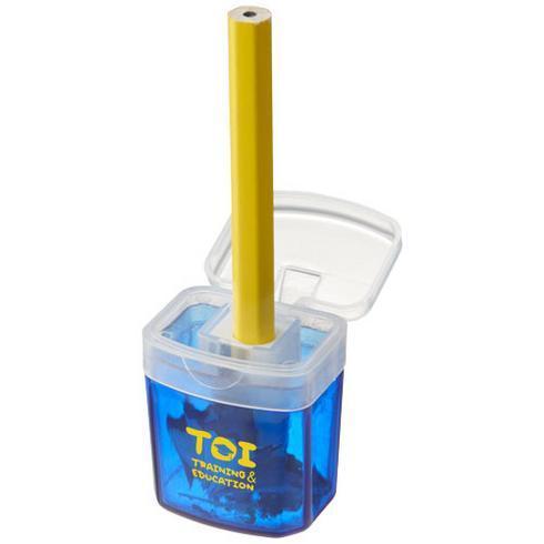 Sharpi blyantspisser med beholder