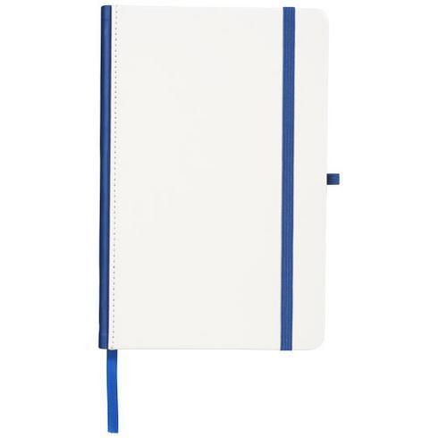 PU-innbundet Digital Print notatblokk med farget rygg