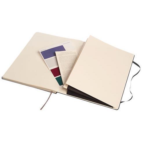 Pro notatbok XL med stivt omslag
