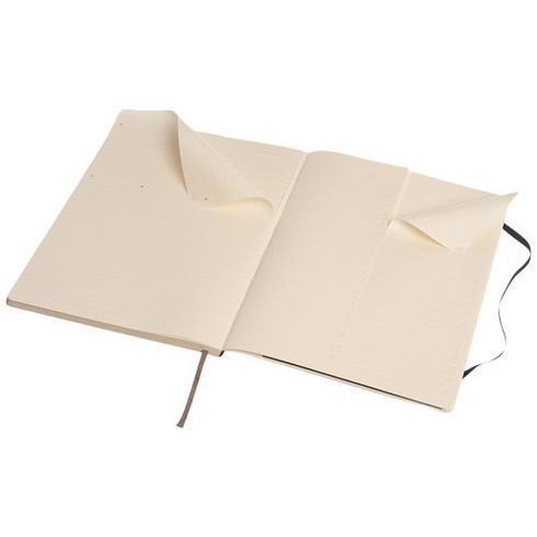 Pro notatbok XL med myktomslag
