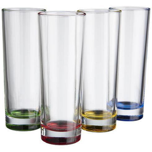 Rocco glass-sett i 4 deler