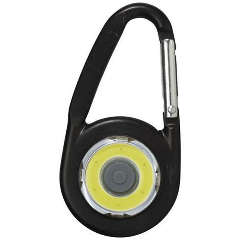 Eye COB lys med karabinkrok