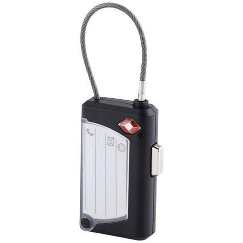 Phoenix TSA bagasjelapp og lås