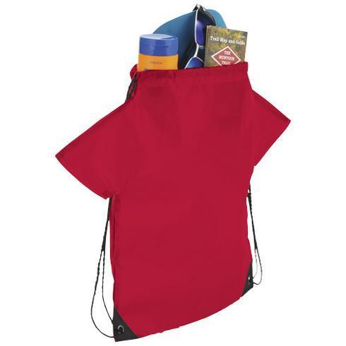 T-skjorte ryggsekk