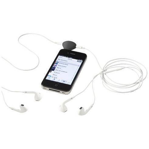 Spartacus 2-i-1 lydsplitter og mobilholder