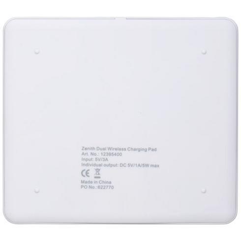 Zenith Dual Wireless ladeplate