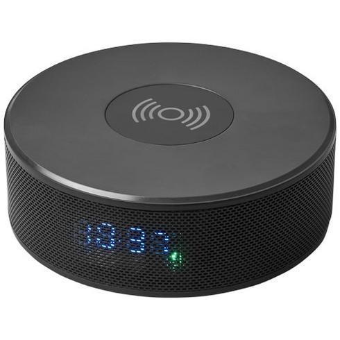 Circle trådløs vekkerklokke med høyttaler