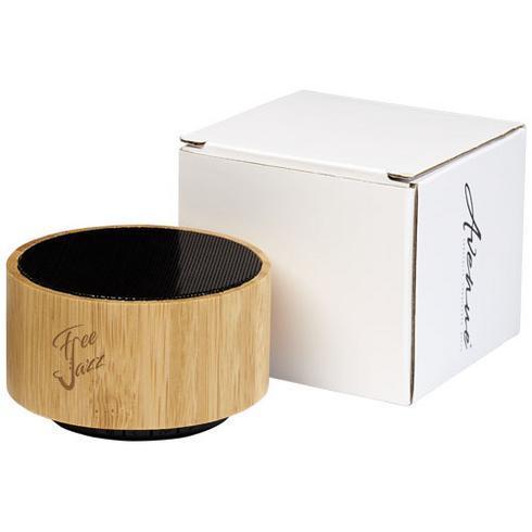Cosmos bambus Bluetooth® høyttaler